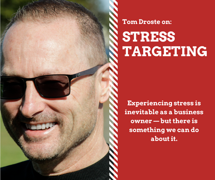 Link to Tom Droste on Stress Targeting